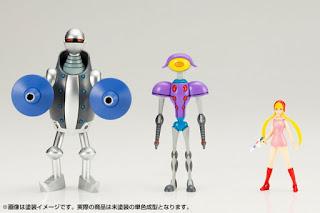 Taihou Robot e Kanshi Robot