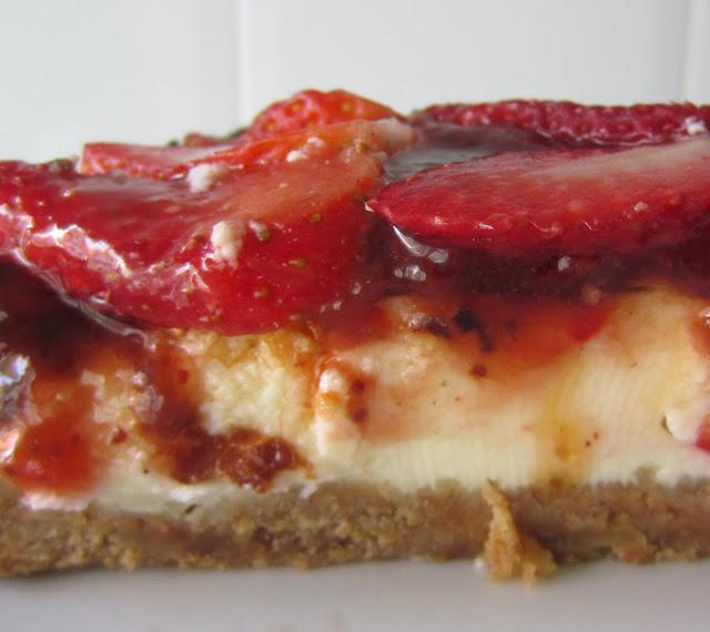 IMG 1034 - Tarta de Queso y Galleta con fresas