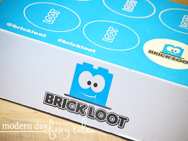 The Perfect Gift For the Lego Fan: A Brick Loot Review + Discount #HolidayGiftGuide2017