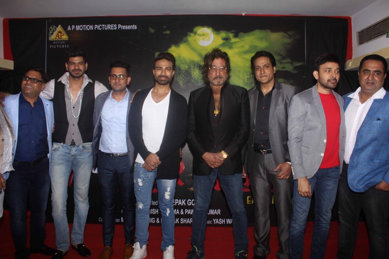 Shakti Kapoor and Indra Kumar announce film Master Plan-Ek Rahasya