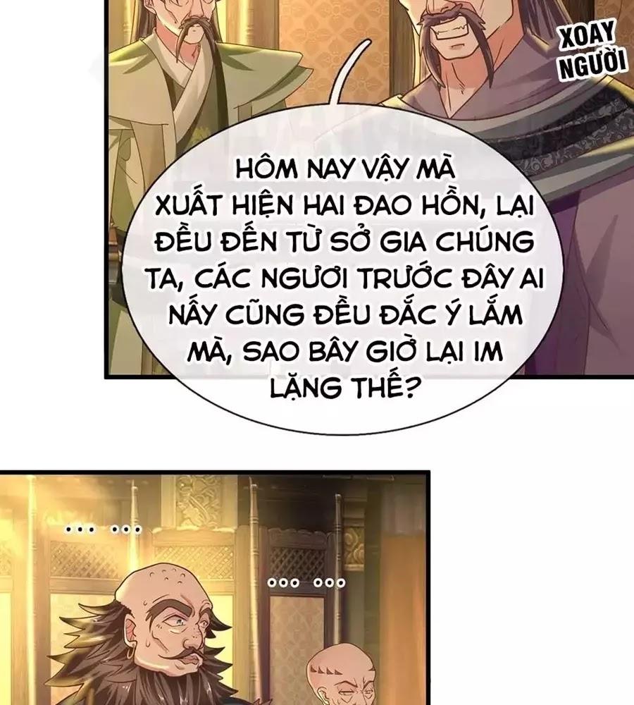 Tu La Kiếm Tôn chap 2 - Trang 23