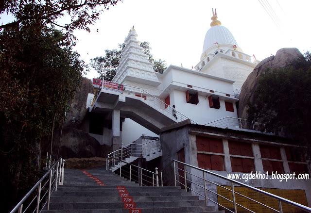 khallari mata temple bhimkhoj mahasamund