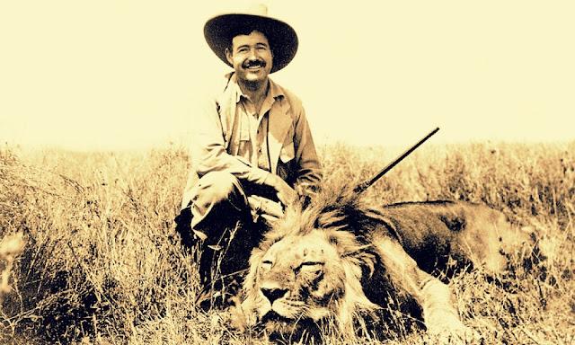 Ernest Hemingway hakkinda, Ernest Hemingway eserleri, Ernest Hemingway kimdir, Ernest Hemingway nerede doğmuştur