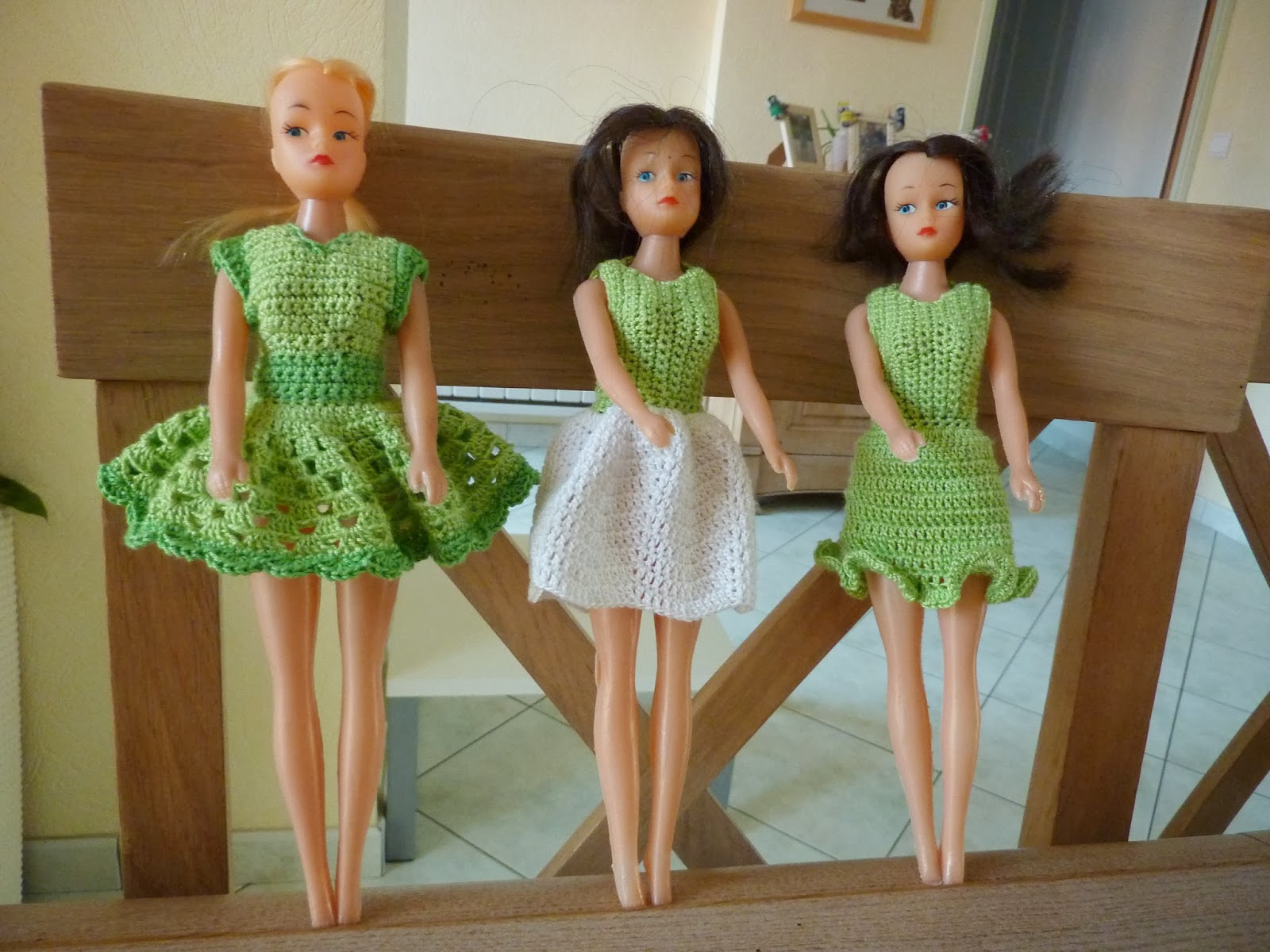 new style sale online shop Le blog de Toinette: Habits de Barbie