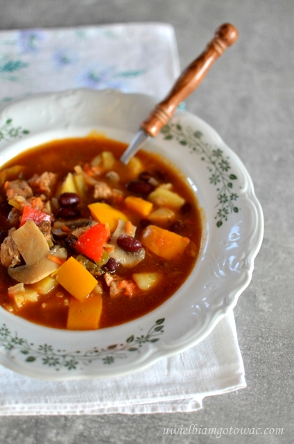 Ukraińska zupa Rosolnik
