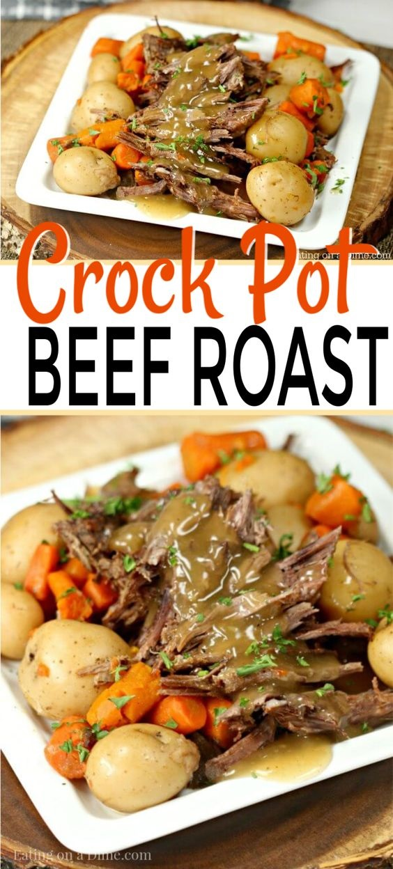 The Best Crock pot Roast Recipe