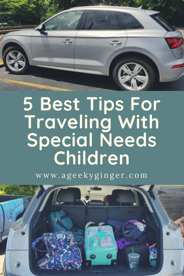 5 Best Tips For Traveling With Special Needs Children