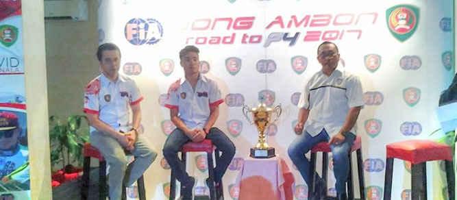 Ketua Ikatan Motor Indonesia (IMI) Maluku, Sandy Watimena menyatakan IMI Maluku sangat berbangga hati atas prestasi yang diraih oleh David Sitanala mulai dari juara nasional, Asia dan mewakili Asia di Valencia.