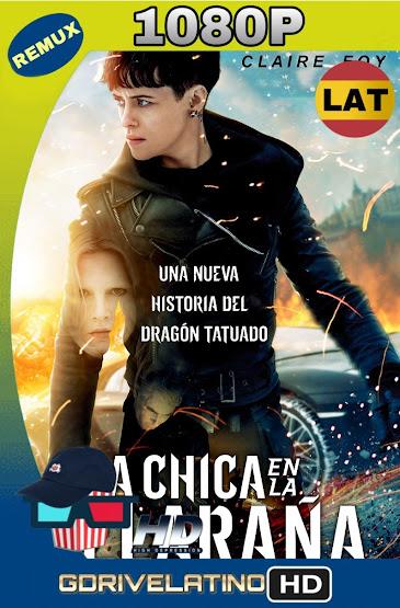 La Chica en la Telaraña (2018) BDRemux 1080p Latino-Ingles mkv