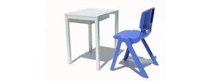 Mobiliario escolar en Santander