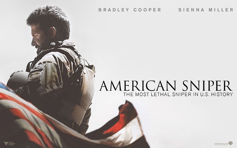 Review Movie : American Sniper (2014)