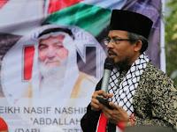 """""""Orang Nomor 1 di Medan"""" Tak Hadiri Aksi Bela Palestina, Latief Khan: Kami Rindu Walikota Yang Duduk di Sini Membela Al Aqsa"""