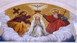 Cantos missa da Santíssima Trindade