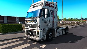 She Devils skin for Volvo FH 2009