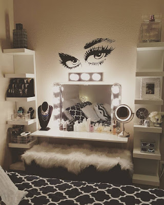 Ideas de TOCADORES tumblr que debes implementar en tu habitación