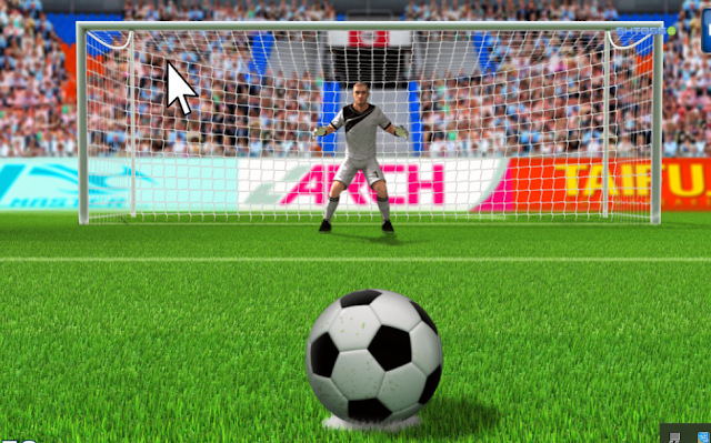Free play Penalty Kicks Online game