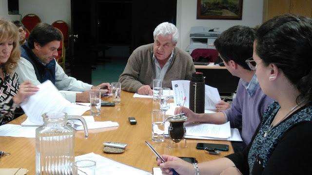 Resumen del Concejo Deliberante, varios proyectos Aprobados
