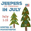 Jeepers! It's Christmas In July Giveaway Hop