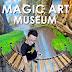 Trick 3D Menakjubkan di Magic Art Museum