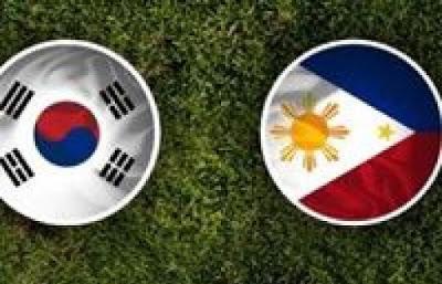 مشاهدة مباراة كوريا الجنوبية والفلبين بث مباشر اليوم