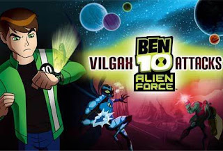 Cheat Ben 10: Alien Force Vilgax Attacks PSP