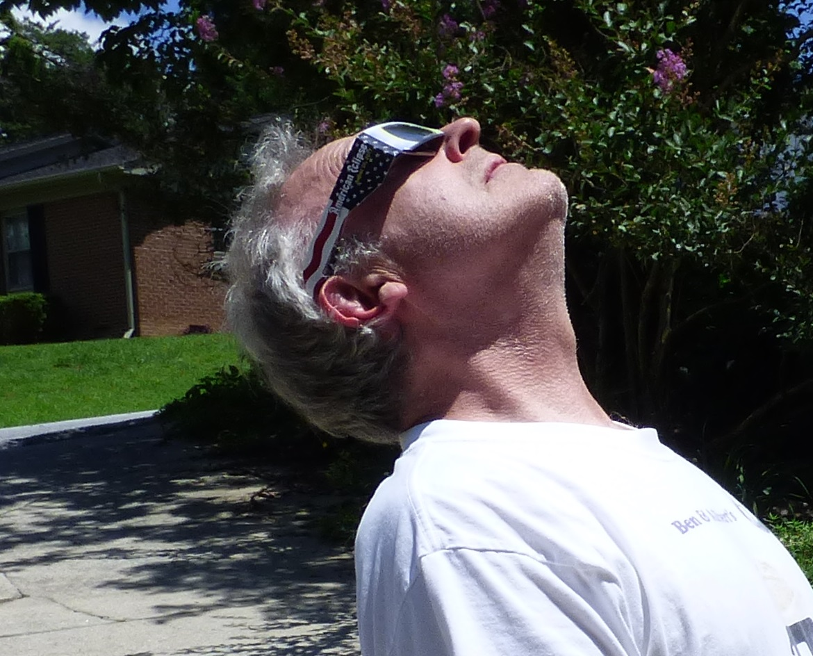 Astro maven be safe don t misuse solar eclipse viewing for What happens if you don t wear solar eclipse glasses