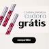 Brindes Grátis - 2 Batons Eudora Grátis