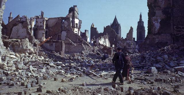 II.Dünya Savaşıyla İlgili Renkli Fotoğraflar