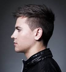 Gaya Rambut Pria Terkini Untuk Bentuk Wajah Segitiga