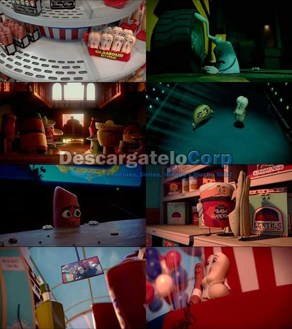 La Fiesta de las Salchichas DVDRip Español Latino