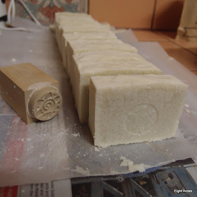 eight acres: simplifying soapmaking - a guest post