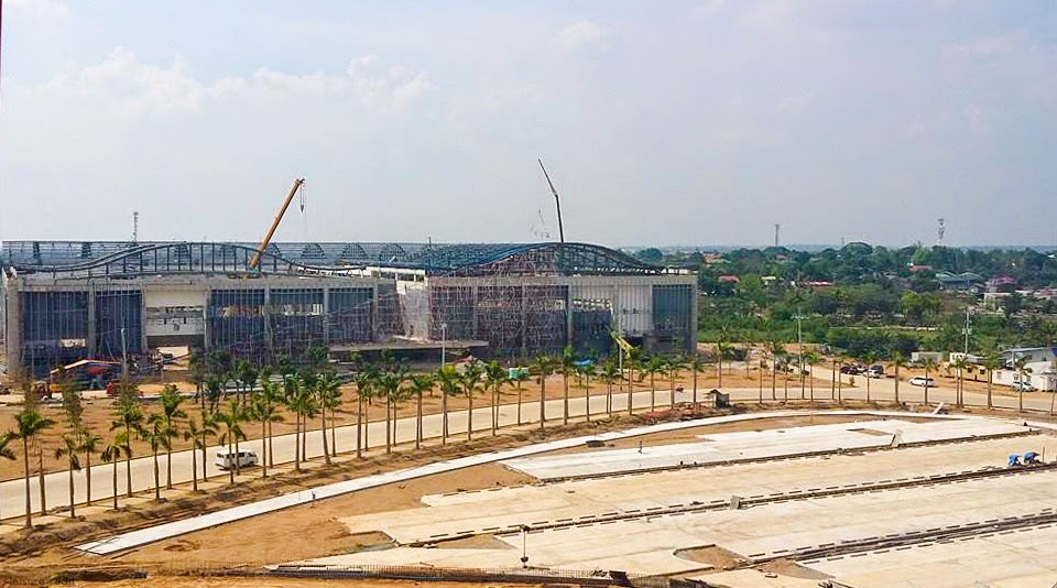 the iglesia ni cristo philippine arena and philippine