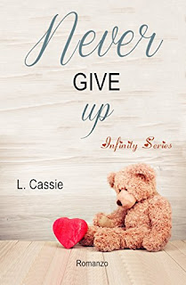 Never Give Up (Infinity Series Vol. 1) PDF