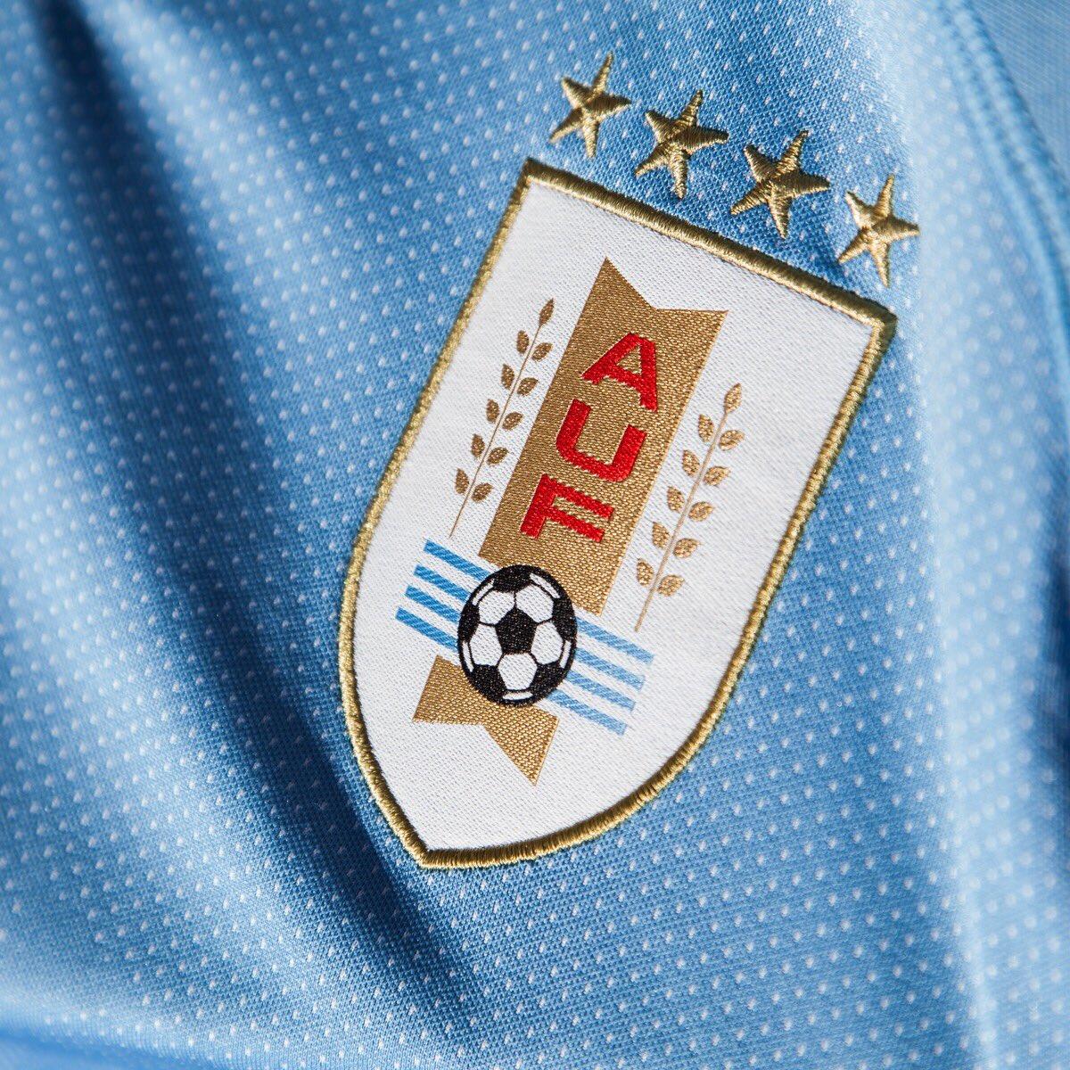 61541561f7 Puma lança a camisa titular do Uruguai para a Copa do Mundo - Show ...