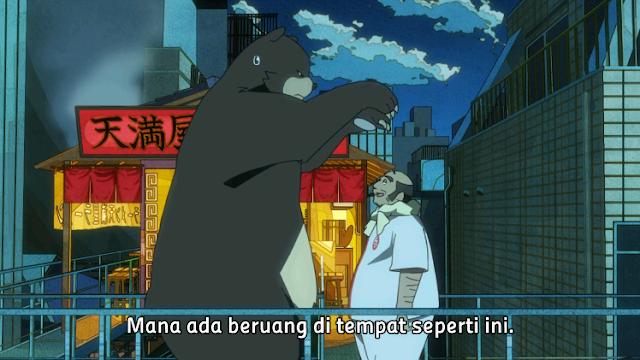 Uchouten Kazoku 2 Episode 02 Subtitle Indonesia