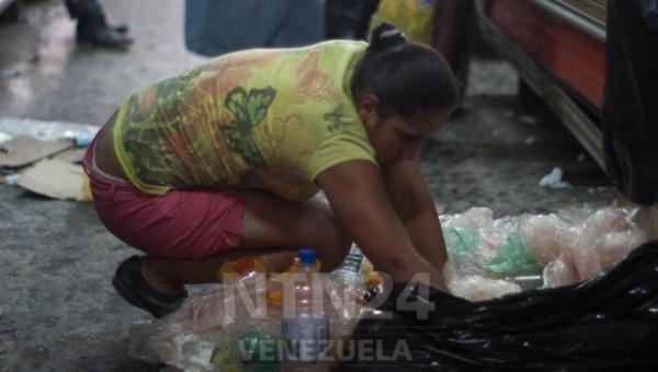 La crisis económica llevó a los venezolanos a perder 8 kg en promedio durante 2016