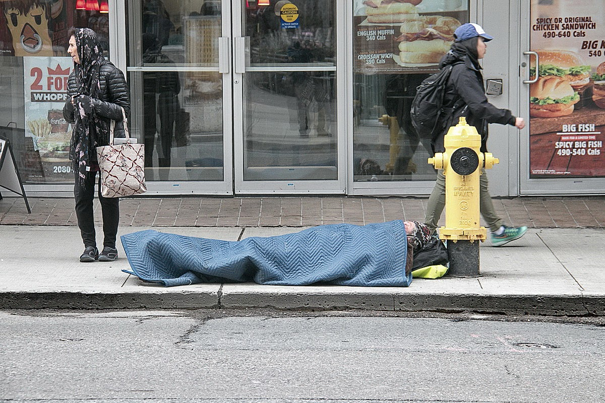 becoming homeless myself - becoming homeless is often the result of social and economic factors that can affect how someone lives learn about factors behind becoming homeless.