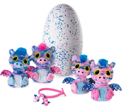 Hatchimals Surprise Zuffin Pet Twins from Walmart