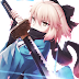 Tags: Render, Blonde hair, Fate Grand Order, Okita Souji (Sakura Saber), Saber, Short hair, Yukata