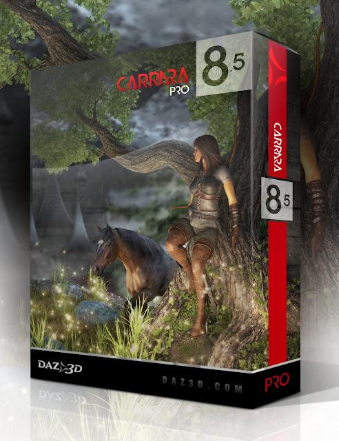 Carrara 8.5 Pro