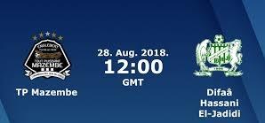اون لاين مشاهدة مباراة الدفاع الحسني الجديدي ومازيمبي بث مباشر 28-08-2018 دوري ابطال افريقيا اليوم بدون تقطيع