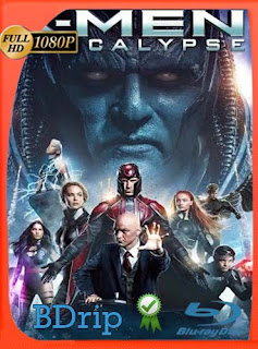 X-Men: Apocalipsis (2016) Latino HD BDRIP 1080P​​ [GoogleDrive] SilvestreHD