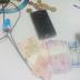 Menores foram detidos praticando tráfico de drogas na EE Nelson Fernandes
