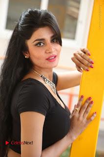 Telugu Actress Harini Stills at Dhyavudaa Movie Teaser Launch  0203.JPG