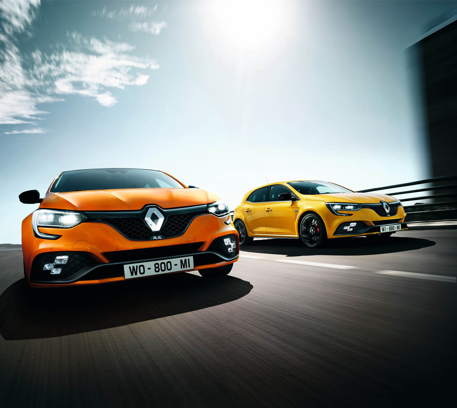 New Renault Megane RS Delivers 5.8-Sec 0-62 Time From €37,600