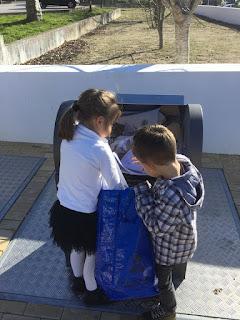Sensibilização Ambiental nas Escolas