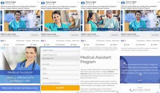 apresentação multimídia facebook ads