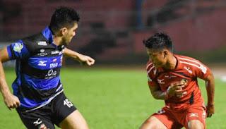 Semen Padang vs Madura United 0-0