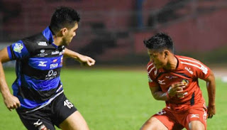 Semen Padang  vs Madura United Imbang 0-0 #Liga1