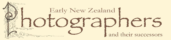 Early New Zealand Photographers